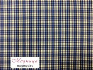 сорочечная перкаль пестрая подойдет для пошива рубашки или блузки