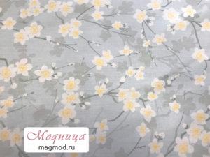 Тик перовый набивной ткани опт розница модница екатеринбург