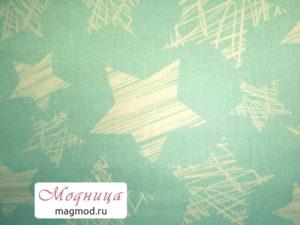 Бязь набивная ткани хлопок модница екатеринбург