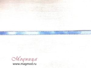 Лента атласная с металлизированной нитью купить екатеринбург