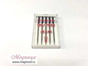Иглы для бытовых швейных машин ДЖИНС екатеринбург фурнитура