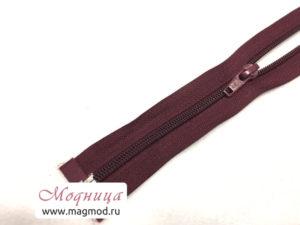 Молния спираль 85 см тип 5 широкий ассортимент низкие цены