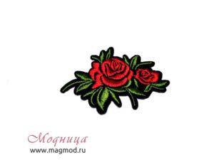 Термоаппликация Роза купить екатеринбург магазин модница