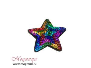 Термоаппликация Fashion Звезда екатеринбург стиль мода красота декор