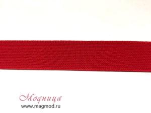 Резинка для пояса красный цвет екатеринбург