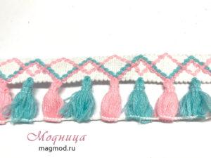 Бахрома с кисточками декор широкий ассортимент низкие цены фурнитура