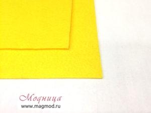 Фетр листовой широкий ассортимент низкие цены екатеринбург модница рукоделие