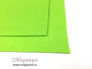 Фетр листовой декор дизайн рукоделие модница