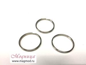 Кольцо металлическое декор фурнитура екатеринбург