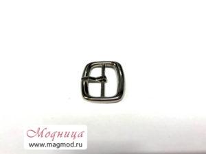 Пряжка металлическая декор фурнитура модница опт розница
