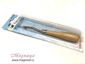 Крючок металлический для коврового плетения рукоделие екатеринбург модница