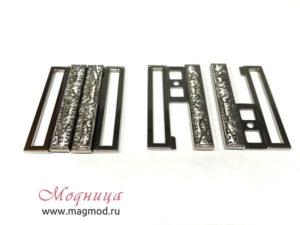 Пряжка металлическая узор украшение ремень екатеринбург