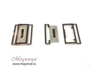 Пряжка металлическая украшение фурнитура екатеринбург