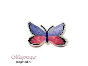 Термоаппликация Бабочка купить екатеринбург магазин модница низкие цены