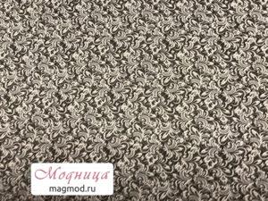Ткань портьерная 145 см шторы интерьер модница екатеринбург