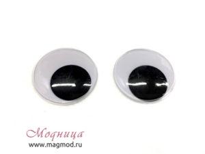 Глазки круглые декор игрушки модница