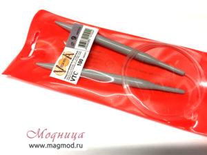 Спицы VISANTIA для вязания на леске 9 мм хоббби вязание екатеринбург модница