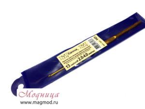 Крючок для вязания двухсторонний 2-4 мм вязание дизайн рукоделие екатеринбург