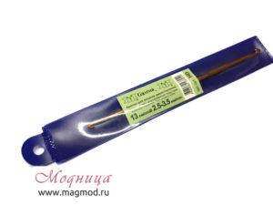 Крючок для вязания двухсторонний 2,5-3,5мм вязание рукоделие модница