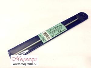 Крючок для вязания металлический 3 мм хобби своими руками рукоделие модница екатеринбург