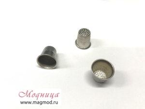 Наперсток металлический модница екатеринбург опт розница