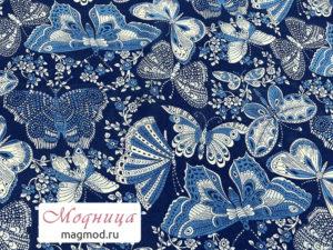Шифон французский ткани опт розница екатеринбург модница