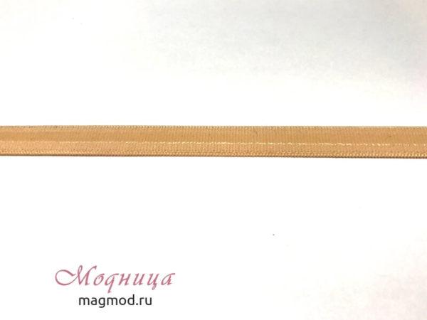 Резинка для бретелей с силиконом фурнитура модница