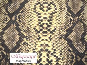 Ткань костюмно блузочная Картье тренд принт мода одежда ткани модница екатеринбург