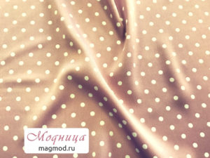 Шелк Горох Армани ткани опт розница модница мода