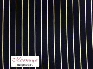 Вискоза Супер Софт Полоска ткани купить екатеринбург модница екатеринбург