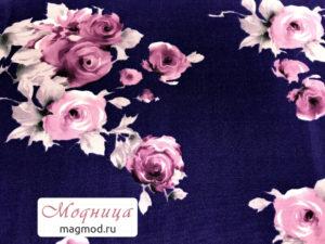 Вискоза Софт Форвей дизайн модница одежда ткани опт розница екатеринбург