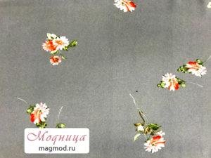 Вискоза Софт Форвей ткани мода дизайн модница екатеринбург