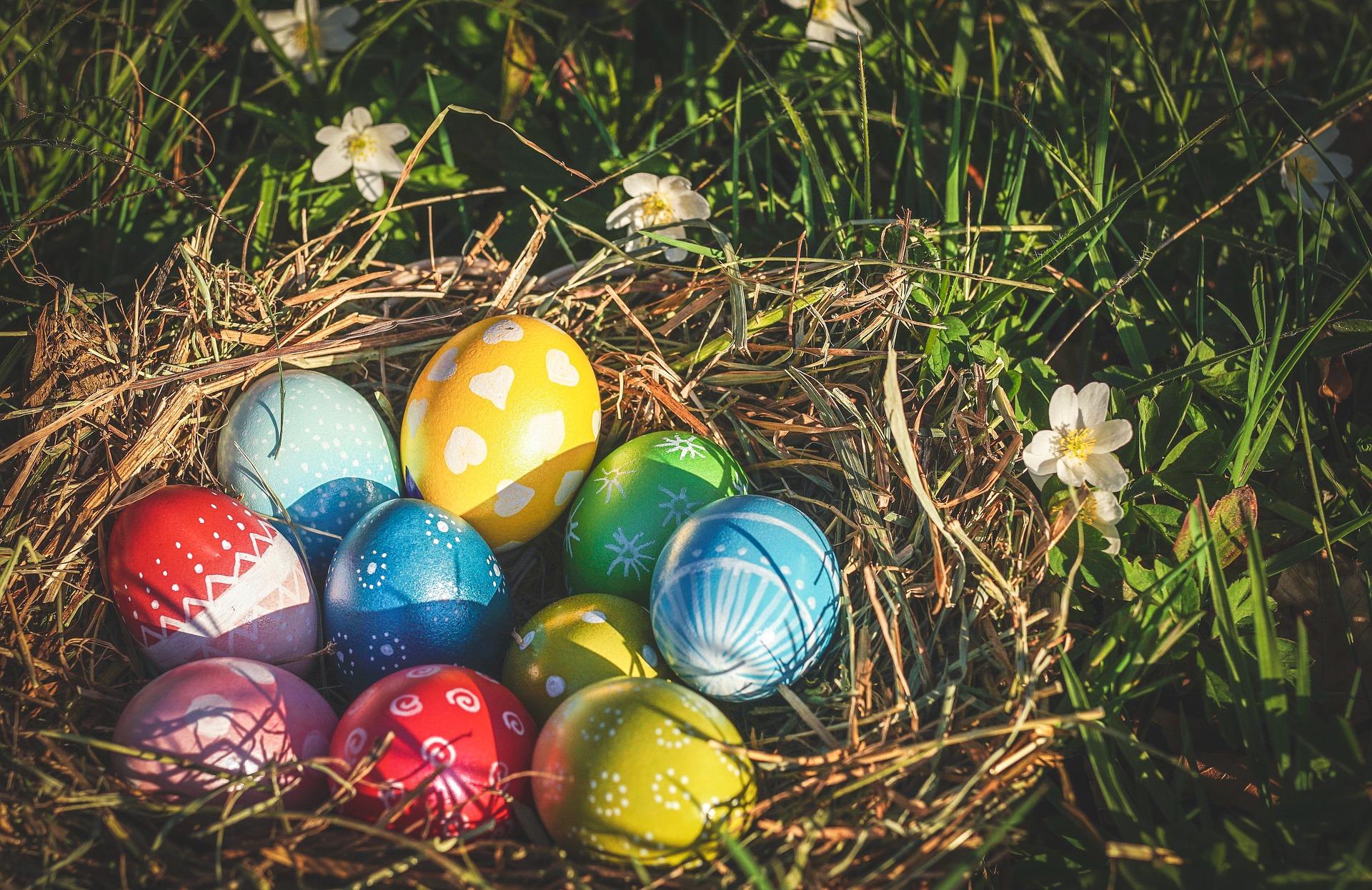 Желаем радости,добра, любви и счастья! Христос Воскрес!