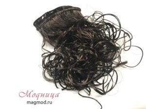 Волосы-кудри трессы для игрушек рукоделие модница екатеринбург