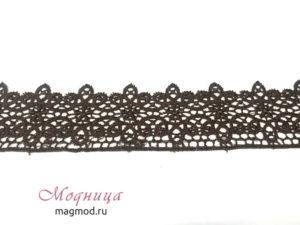 Гипюр 45 мм фурнитура декор стиль магазин модница екатеринбург