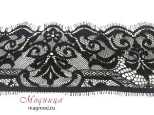 Кружево Реснички декор дизайн модница екатеринбург