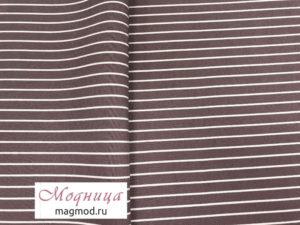 Джинс стрейч в полоску ткани дизайн одежда магазин модница купить екатеринбург