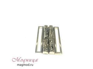 Пряжка металлическая декор фурнитура магазин модница екатеринбург