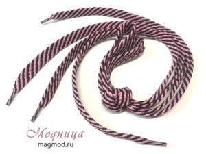 Шнурки плоские декор фурнитура модница екатеринбург