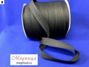 Бейка косая Хлопок ремонт одежды дизайн модница купить екатеринбург фурнитура ткани опт розница