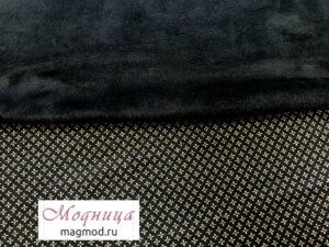 Трикотаж мех ткани одежда модница екатеринбург