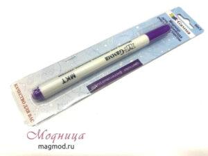 Маркер для ткани самоисчезающий MKR-001 товары для шитья рукоделие модница
