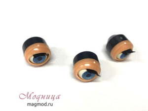 Глазки фурнитура для игрушек кукол рукоделие модница екатеринбург