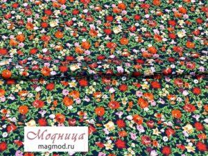 Шелк Бавария 150 см ткани дизайн одежда магазин модница екатеринбург