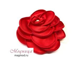 Брошь-цветок украшение декор дизайн магазин модница екатеринбург