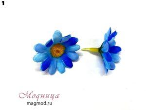 Цветок Ромашка декор дизайн украшение модница екатеринбург