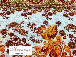Рогожка хлопок ткани постельное белье опт розница модница купить екатеринбург